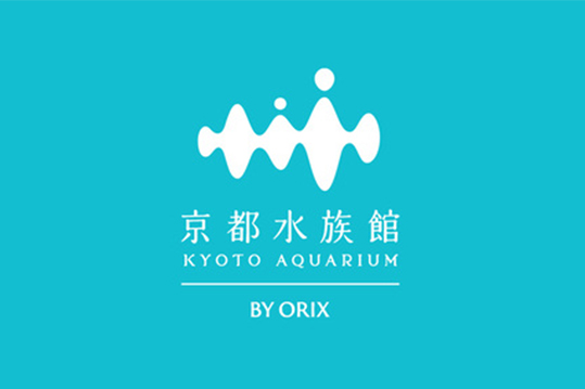 京都水族館のロゴ