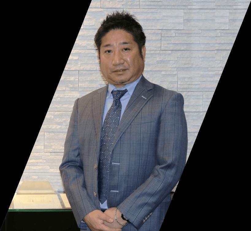 株式会社日本ヴェルテックの代表取締役 平戸隆利
