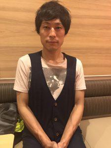 I・S様 / 運送会社勤務 / 38歳 / 奥様