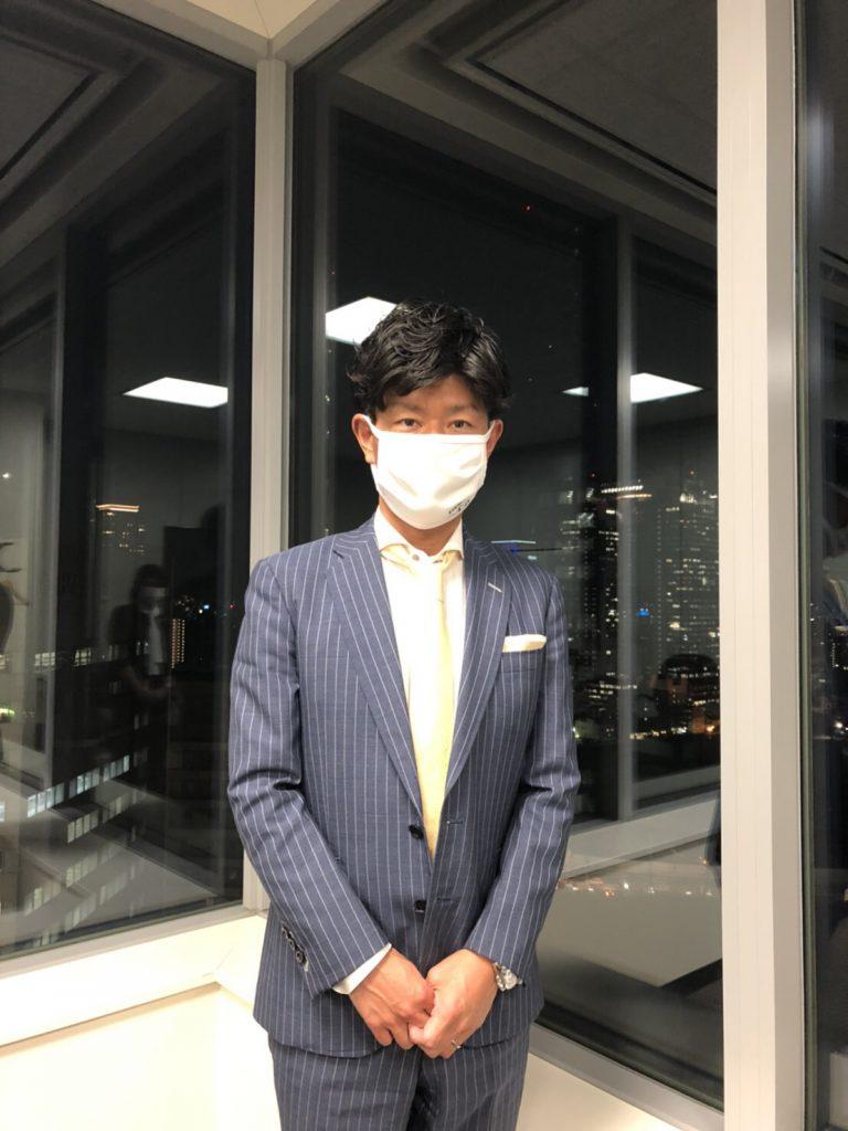 N・M様 / 大手生命保険会社 / 42歳 / 奥様 お子様3人